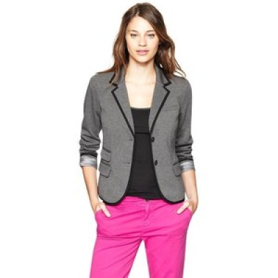 Gap Piped Academy Blazer