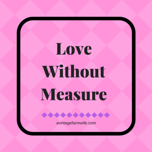 Love Without Weakness