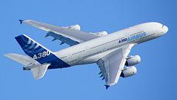 El Avión de pasajeros mas grande del mundo A380 (1/5)