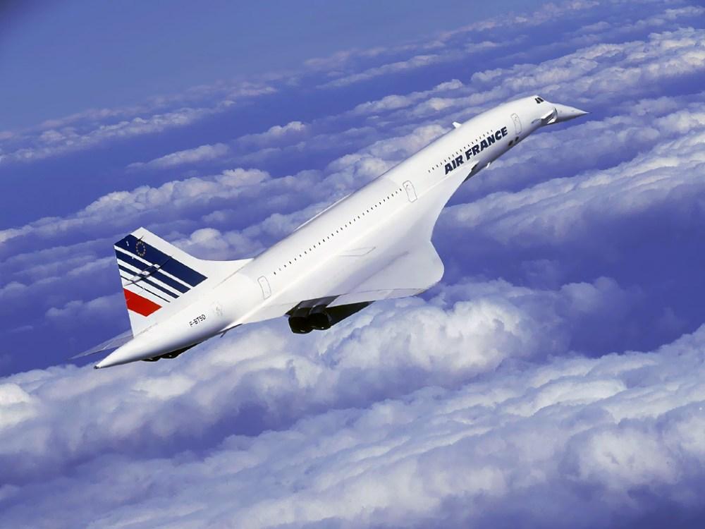 Concorde (Maravilla Tegnológica. Castastrofe Financiera). En Francia, inicia el juicio contra la línea aérea estadounidense Continental y cinco individuos acusados por el accidente de un avión Concord de Air France. (1/5)