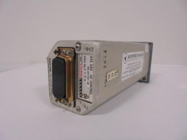 071-01274-0000 - KFS 594 - HF CTL HEAD 5V BLK