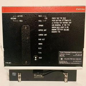 TTR-921 (822-1293-033) - 7.1 TCAS II PROCESSOR