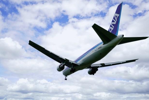 Boeing 767 de All Nippon Airways (ANA)