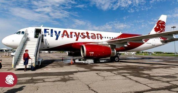 FlyArystan Airbus A320