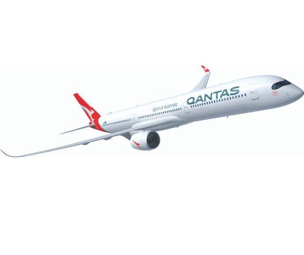 Airbus A350-1000 ULR Qantas