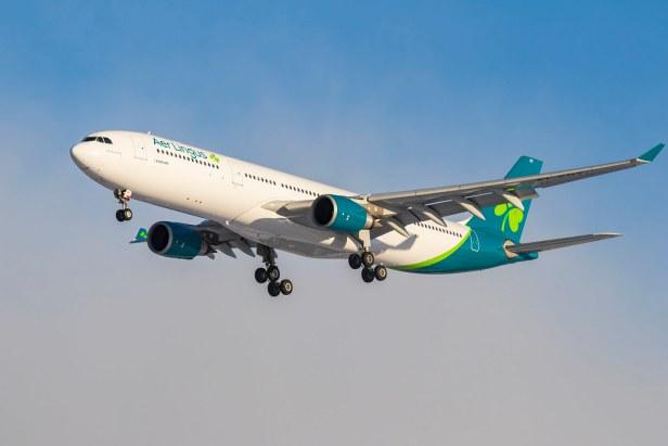 Airbus A330-300 EI-EDY de Aer Lingus