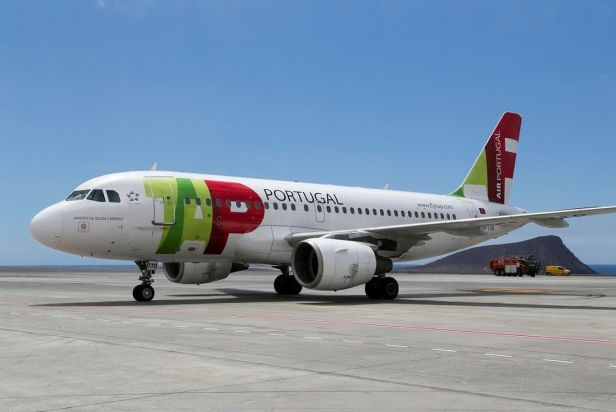 Avion de TAP Air Portugal