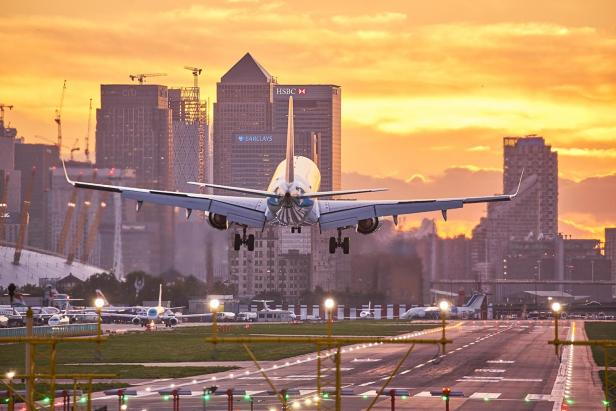 Aeropuerto de la Ciudad de Londres