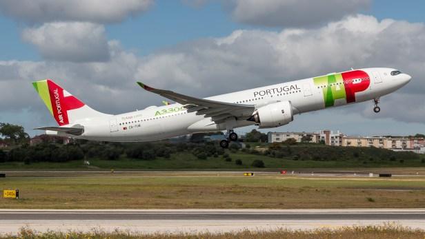 Airbus A330neo de TAP Air Portugal
