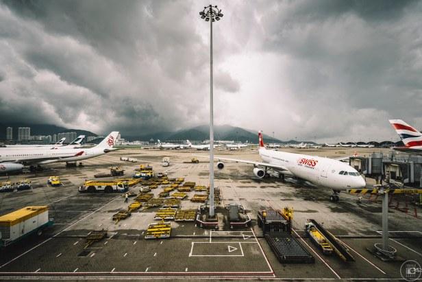 Aeropuerto de Hong Kong (HKG)