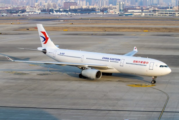 Airbus A330 de China Eastern