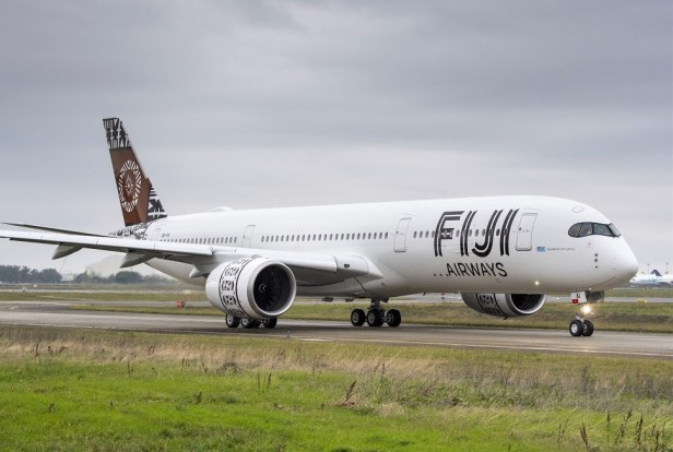 Airbus A350 de Fiji Airways