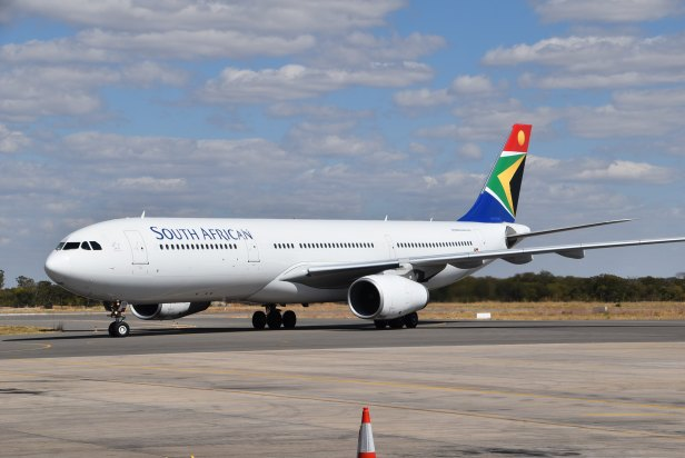 Airbus A330 de South African Airways