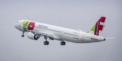 Airbus A321neo de TAP Air Portugal
