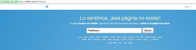 Twitter Pilar Manjon