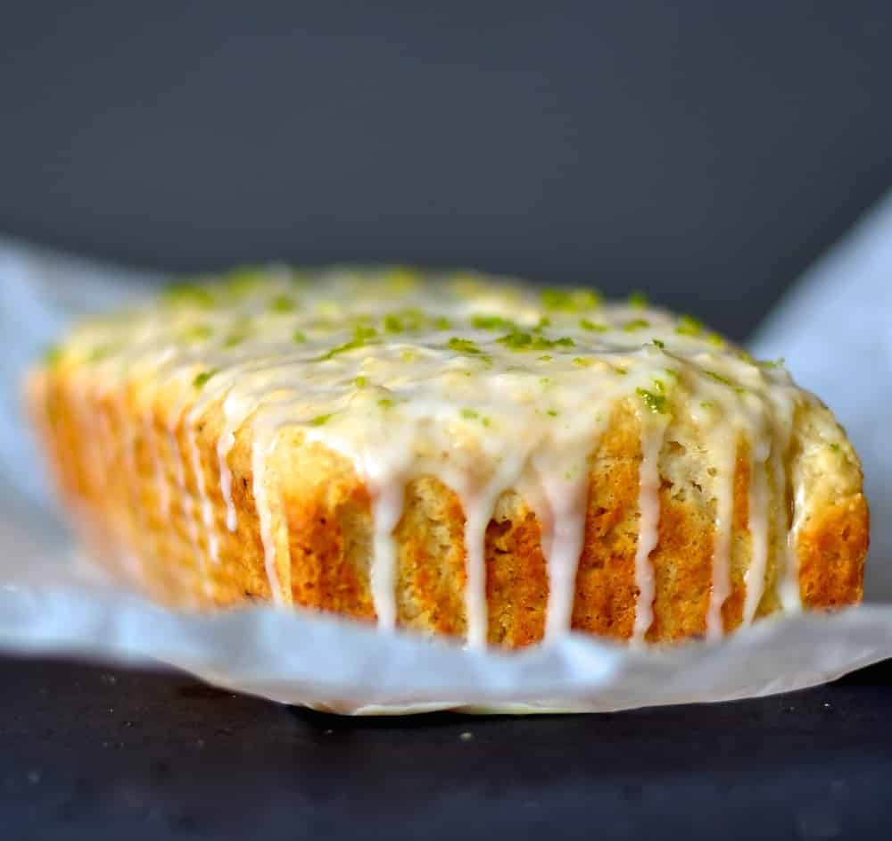 Citrus and tropical flavours combine in this light & delicious Lime & Coconut Cake with a sticky, zesty glaze.