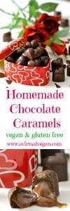 Rich & gooey homemade vegan chocolate caramels. So decadent & delicious and surprisingly easy to make. Perfect as an indulgent treat or as a gift for someone special. #shop