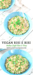 Creamy and velvety, this delicious traditional rice dish from Venice is easy to make with just a handful of basic ingredients, and will take around 50 minutes of your time.