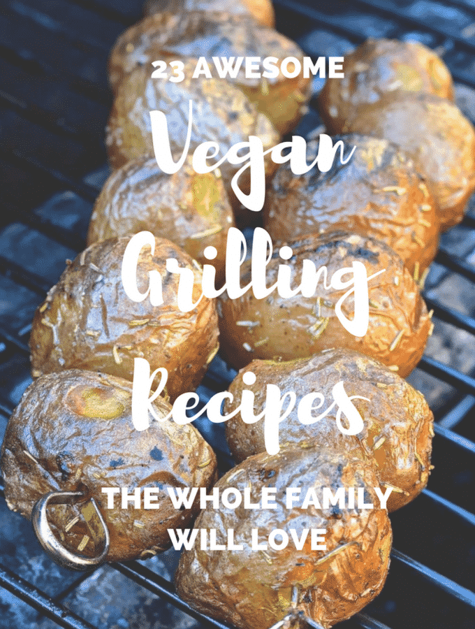 Need some summer grilling inspiration? Here are some great vegan grilling recipes the whole family will love!