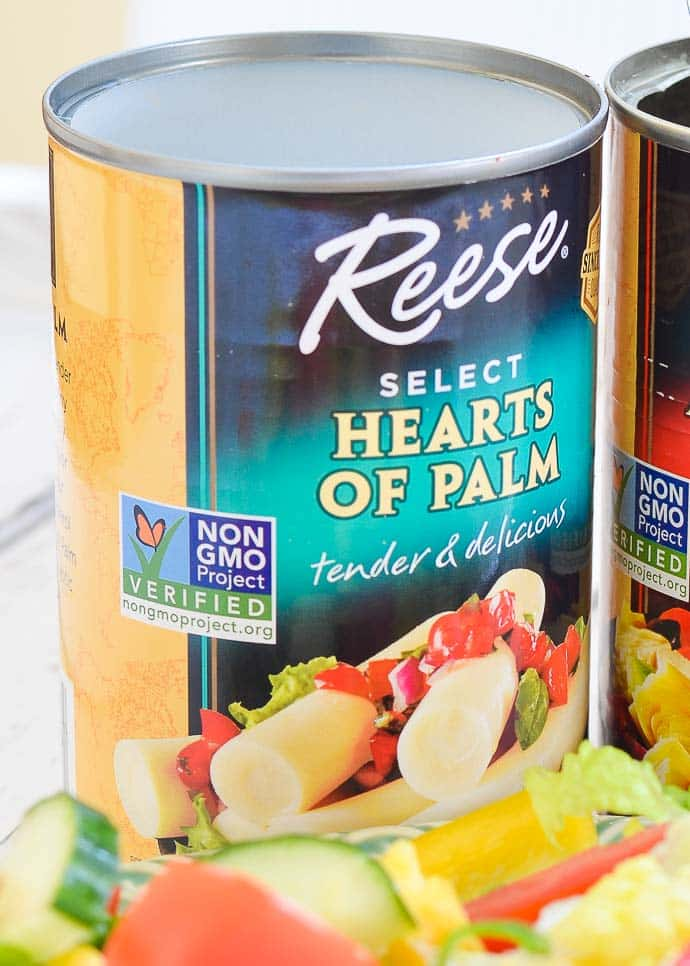 Hearts of Palm to make Vegan Crab Cakes - A Virtual Vegan