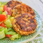 Leave the cute little crabs where they belong & make these Thai Style Vegan Crab Cakes instead. Tender, moist, packed with flavour & subtly 'fishy', they are so like the real deal! And they are really easy to make!