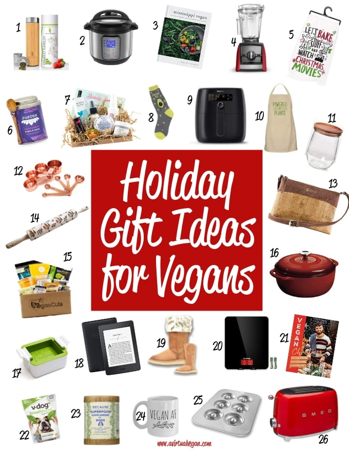 Christmas Gifts For Vegans.Amazing Gifts For Vegans A Virtual Vegan