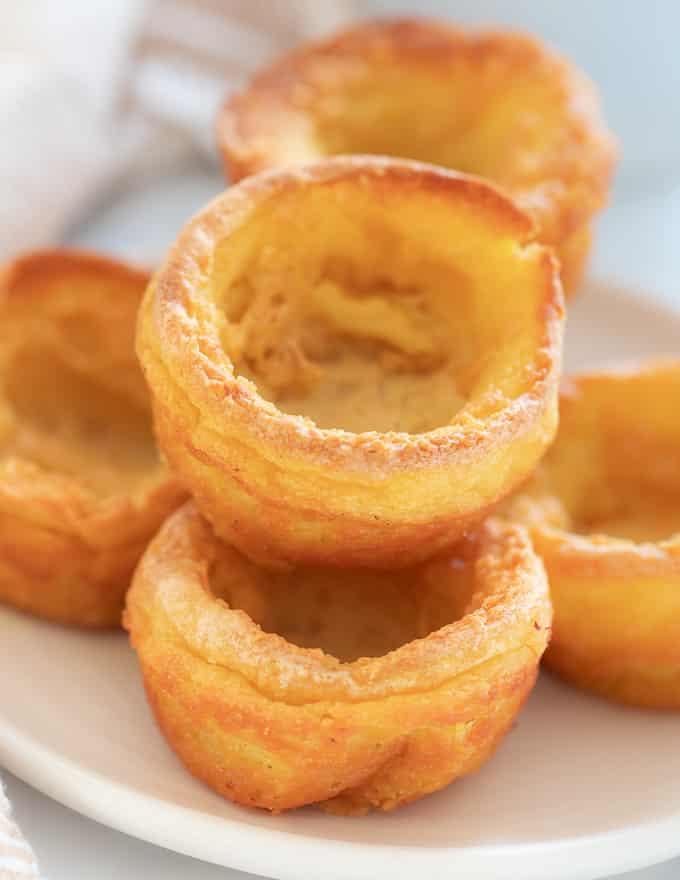 Perfect Vegan Yorkshire Puddings