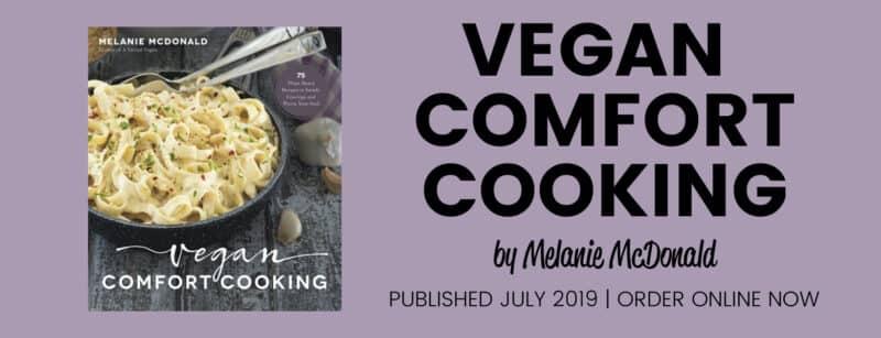 Vegan Comfort Cooking Cookbook