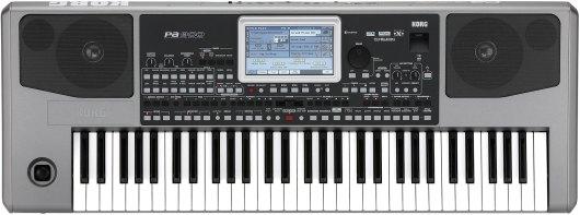 Korg PA900 - Meilleur piano numérique