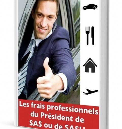 Les frais professionnels du Président SAS ou SASU