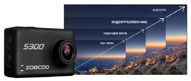 resolution test avis soocoo s300 camera