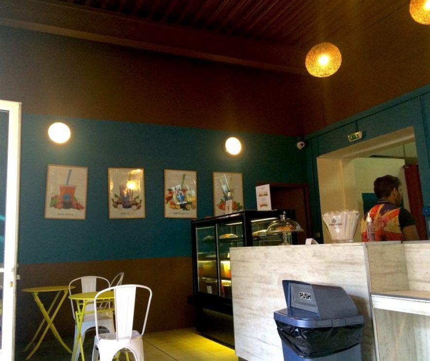 Bubble Tea salle - bonne adresse - saint-denis 97400