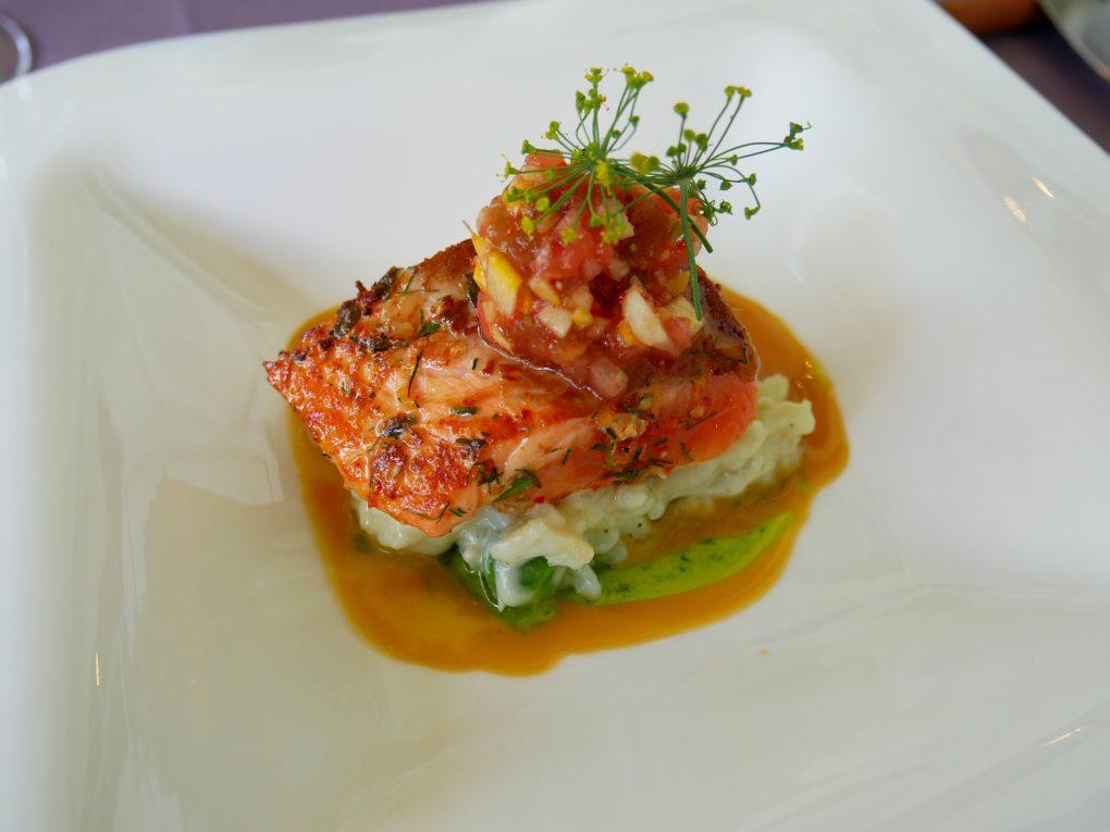 bonne adresse restaurant gastronomique case pitey 974 plat mer