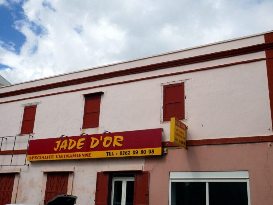 BOnne adresse restaurant Vietnamiem la reunion 974 jade d or