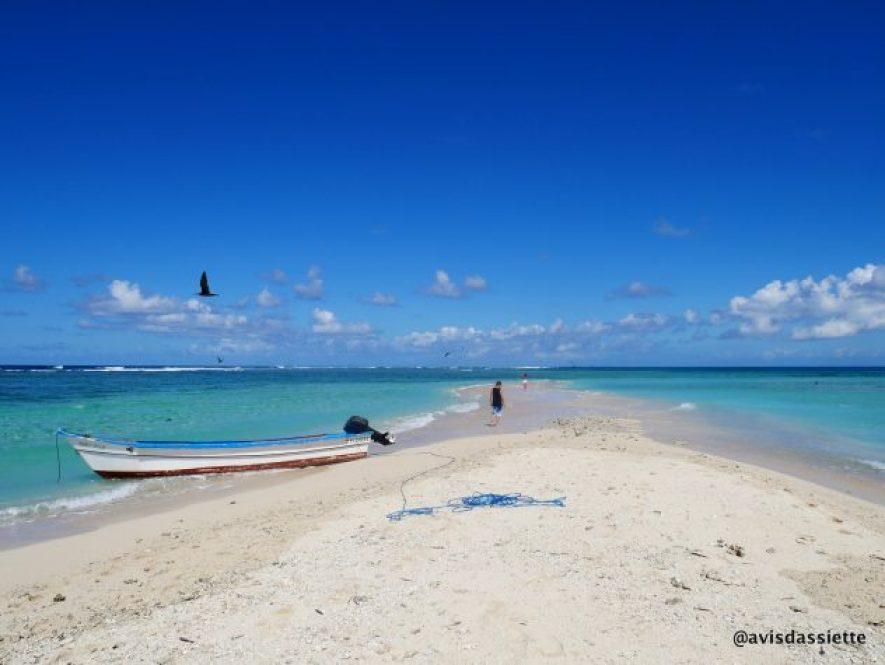 activites voyage ile aux natte sainte-marie madasgascar ilots aux sables