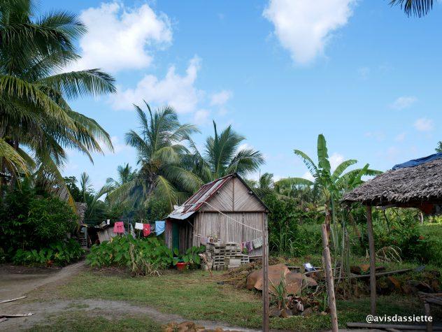 activites voyage ile aux natte sainte-marie madasgascar village