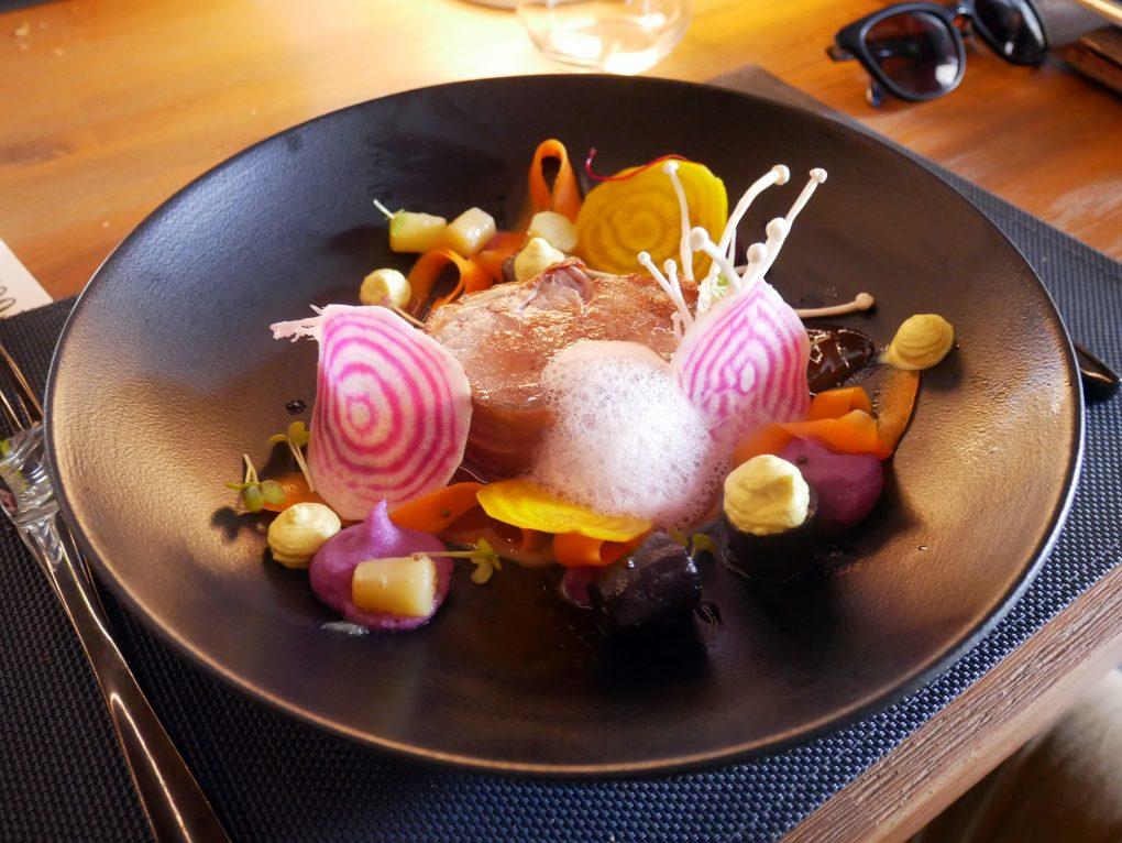 bonne adresse food art's restaurant saint-denis cite des arts 974 la reunion plat viande