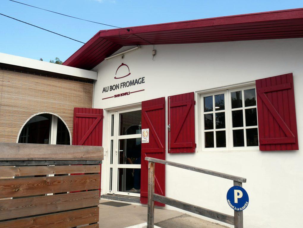 bonne adresse restaurant au bon fromage etang sale 974