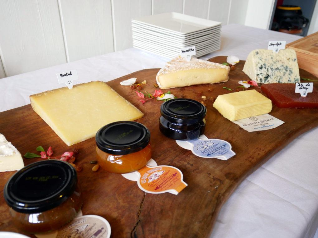les nenettes du vin cours oenologie atelier vin fromage la reunion 974 au bon fromage cantal maroilles