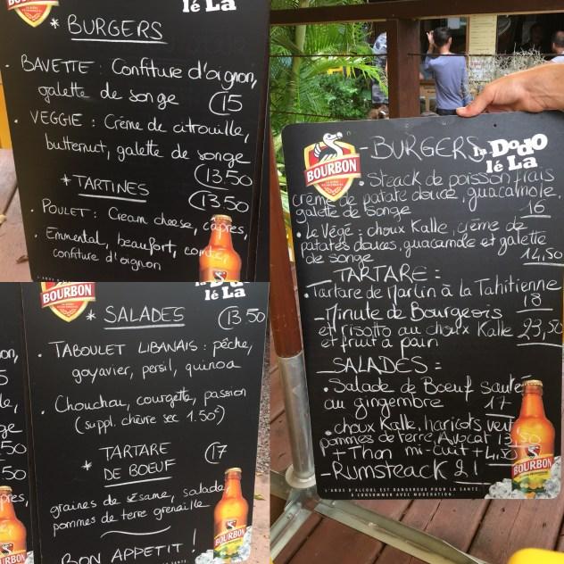 bonne adresse restaurant saint leu 974 la cuisine de florian carte