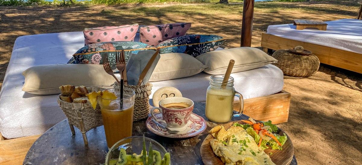 Mon TOP 3 des restos où prendre le petit-déjeuner sur la plage à La Réunion