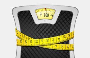 Immagine che rappresenta l'attenzione che bisogna dare all'indice di massa corporea