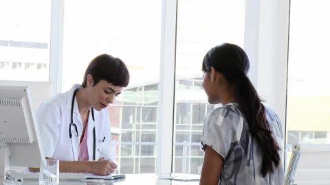 donazione e colloquio col medico