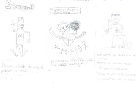 Progetti - Disegno 1 della seconda B