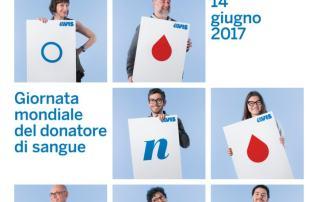 Giornata mondiale del Donatore di Sangue #WBDD17