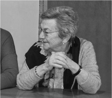 Francesca Ciampi scrittrice