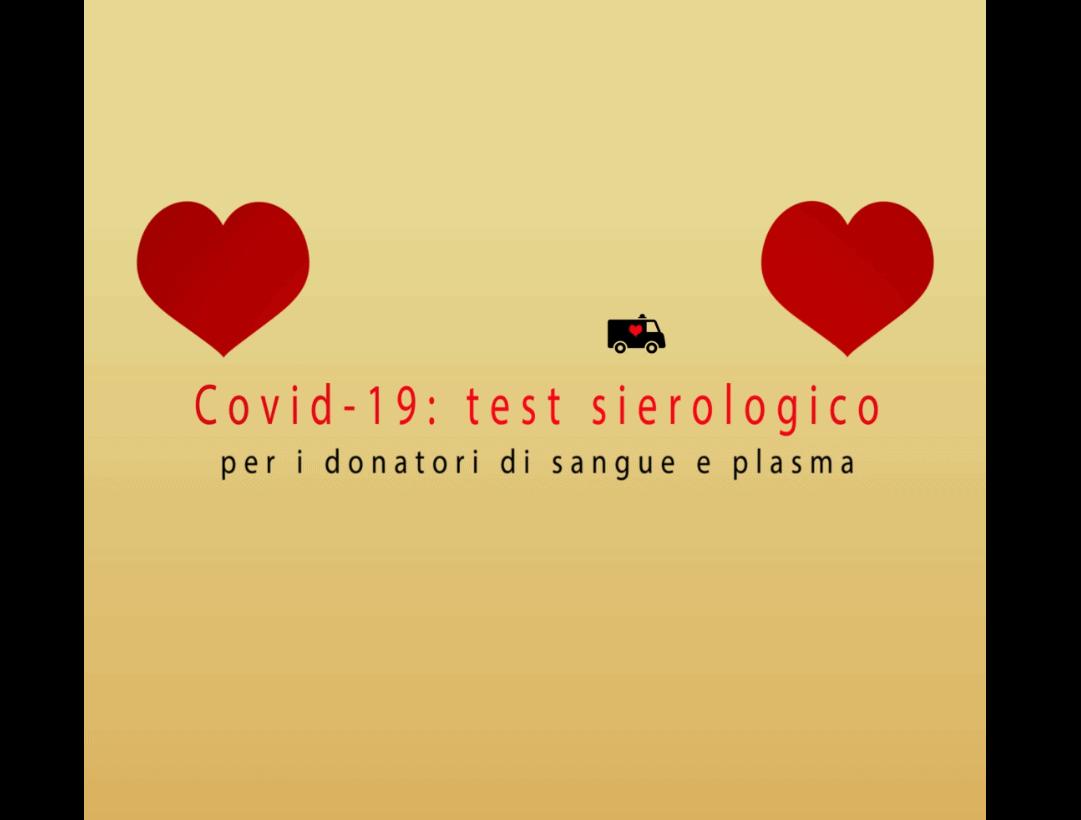 test sierologico donatori emilia-romagna