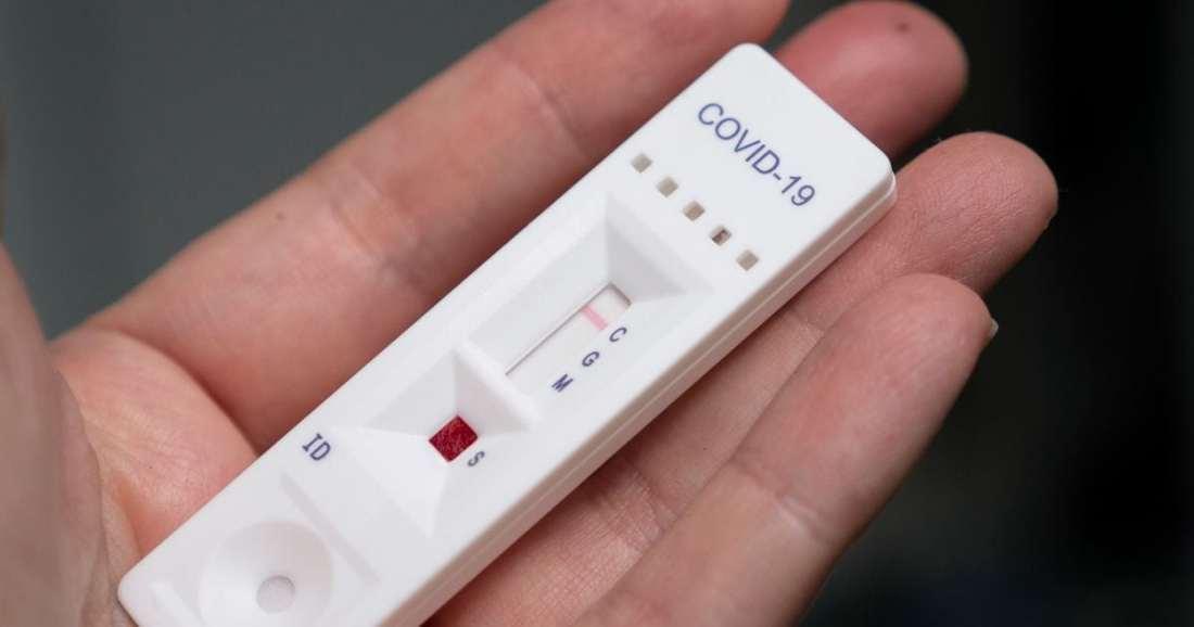 test sierologico covid sui donatori di sangue in emilia romagna