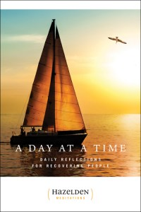 A Day at a Time Daily Reflections for Recovering People Paperback