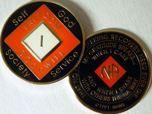 narcotics-anonymous-orange-white-with-black-medallion